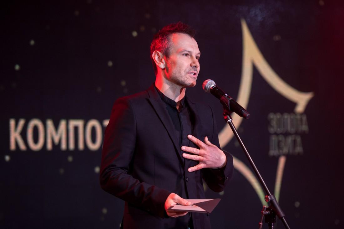 Святослав Вакарчук рассказал, как оценивает современную украинскую киноиндустрию