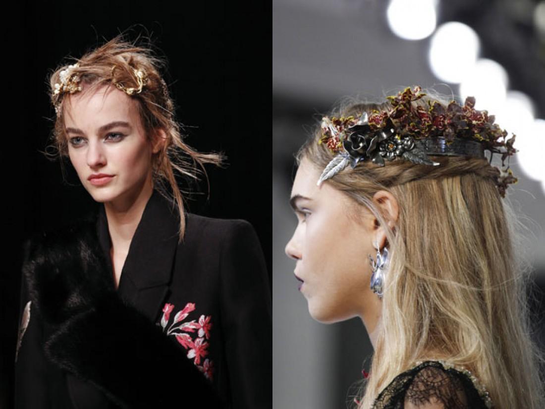 Оригинальные украшения для волос заслуживают твоего внимания