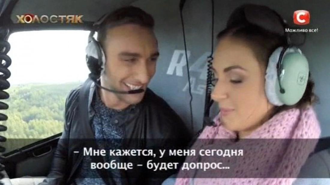 Холостяк 6 сезон 3 выпуск: свидание Иракли и Алены