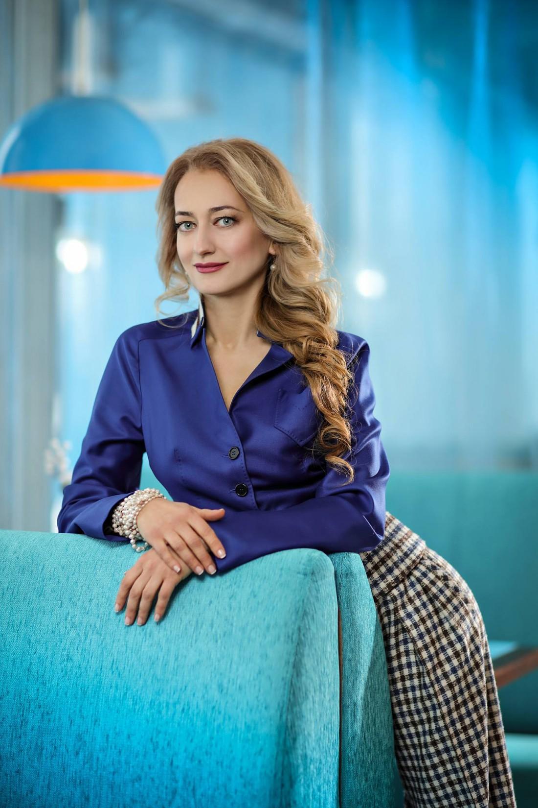Лилия Олейник