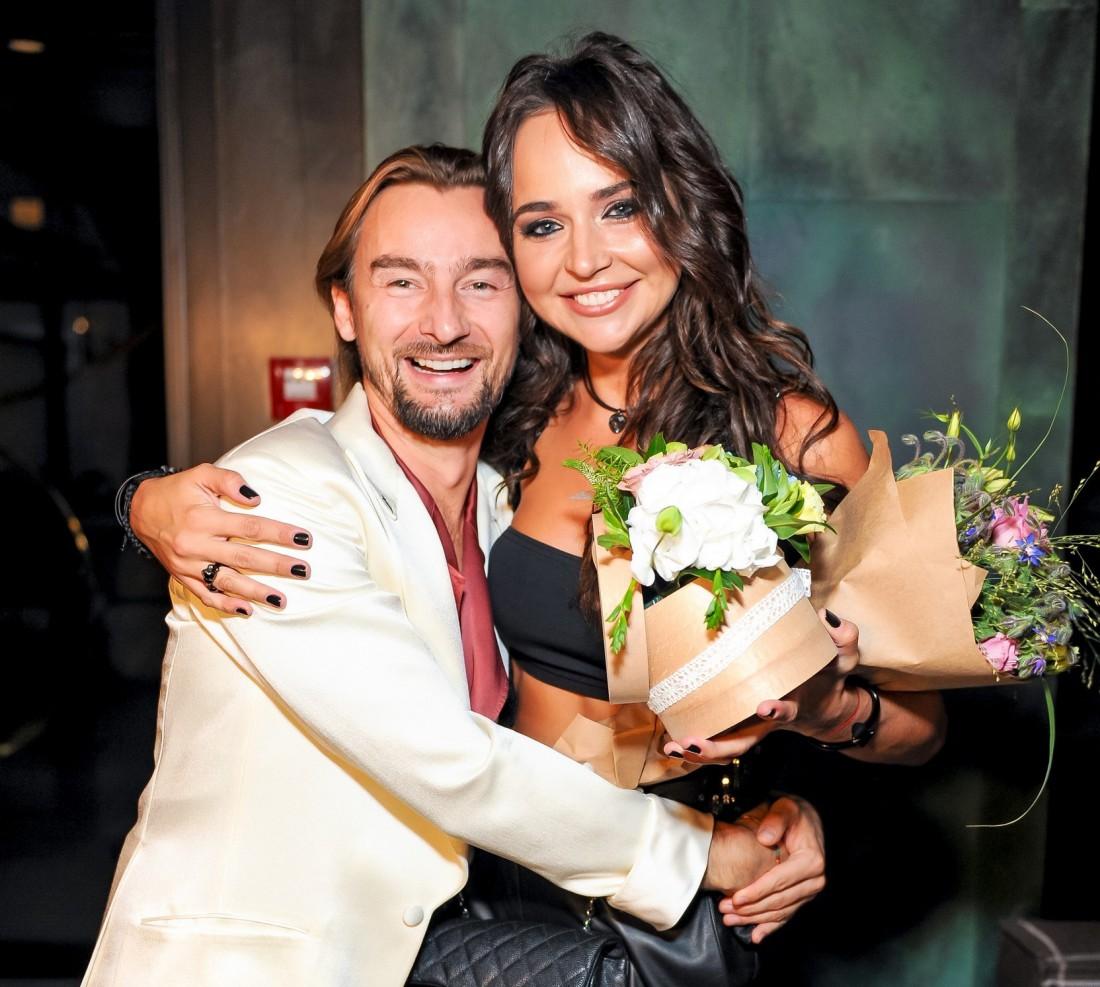 Алан Бадоев и Маша Фокиной