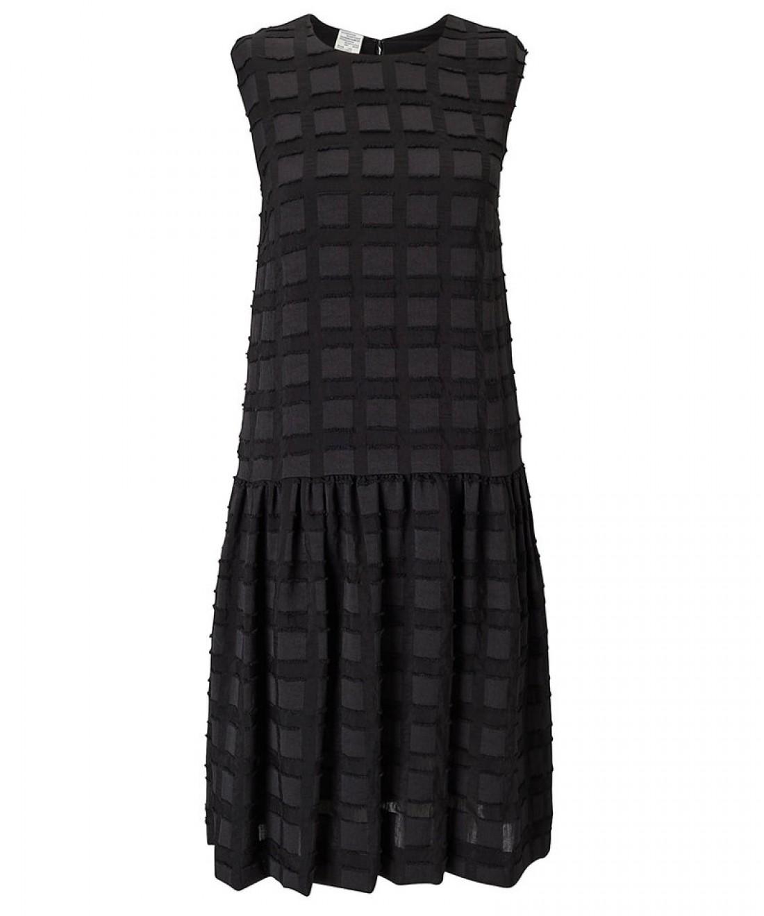 Платье с заниженной талией: вариант № 5
