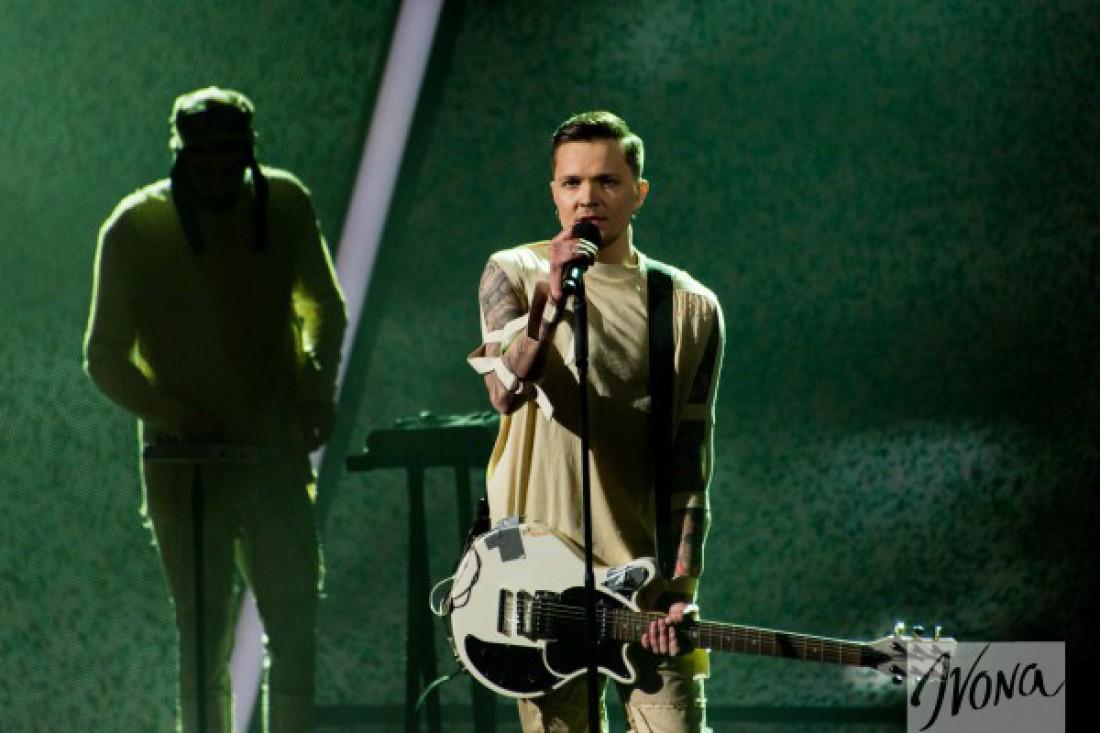 Отбор на Евровидение 2017 Украина: O.Torvald