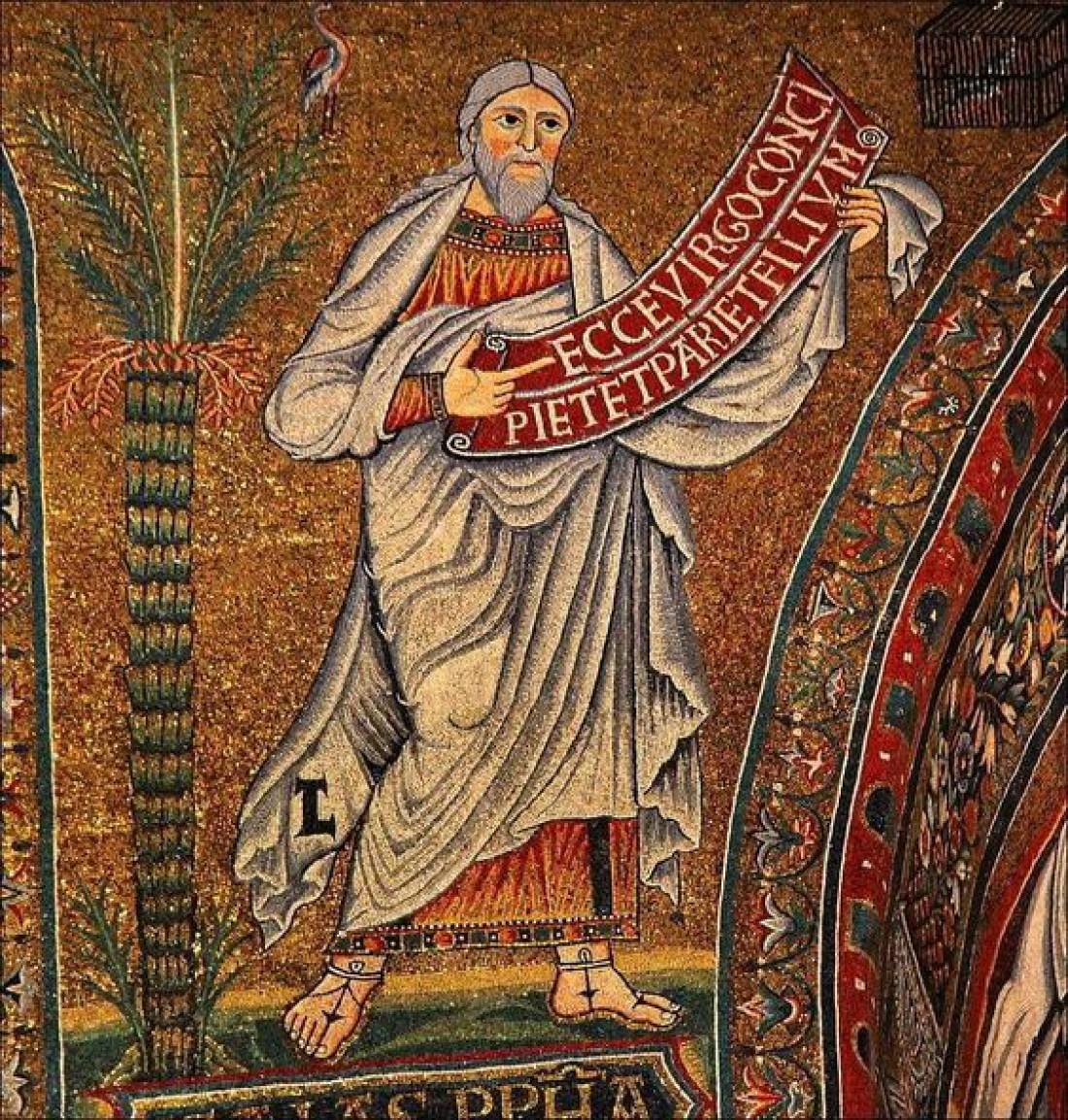 Великий пророк Исайя: житие, чудеса, пророчества