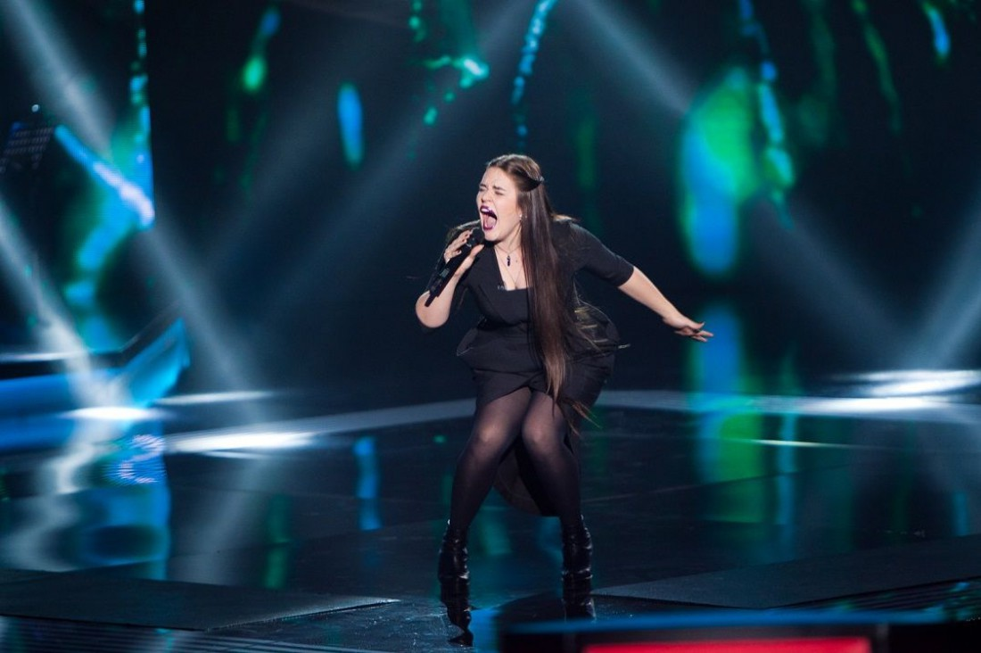 Девушка поразила своим голосом Тину Кароль, Ивана Дорна и Святослава Вакарчука
