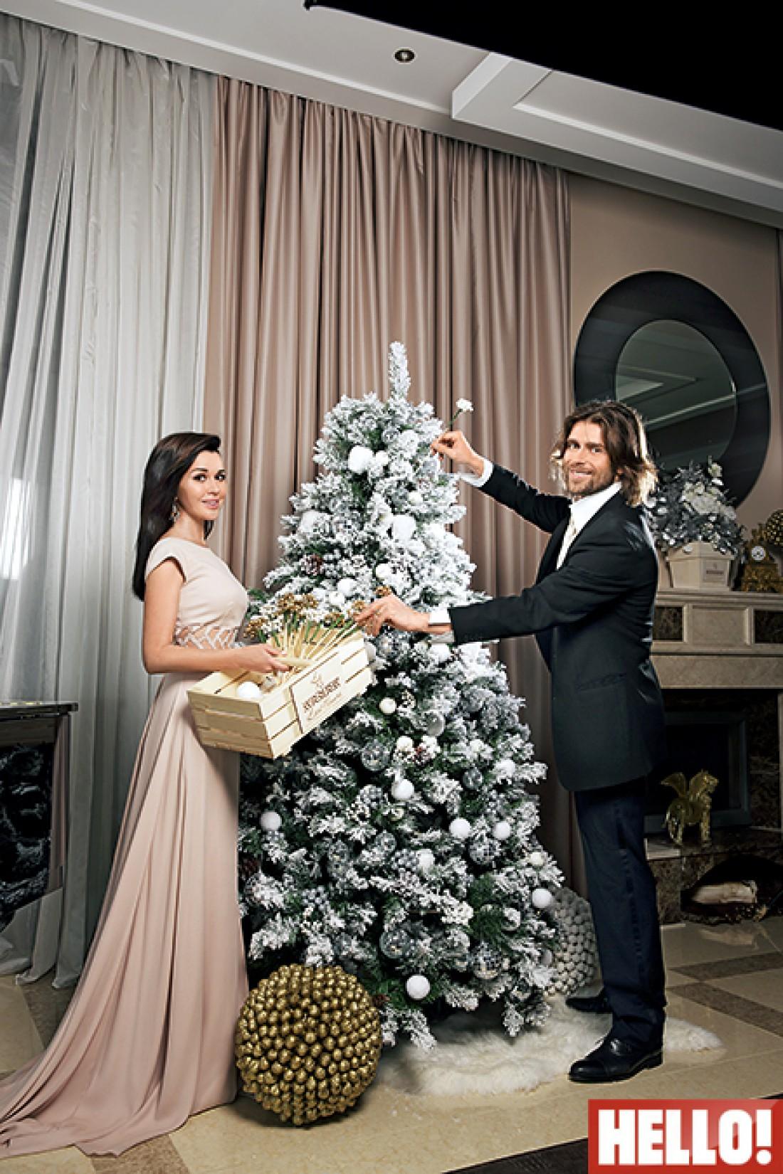 Анастасия и Петр показали свой загородный дом