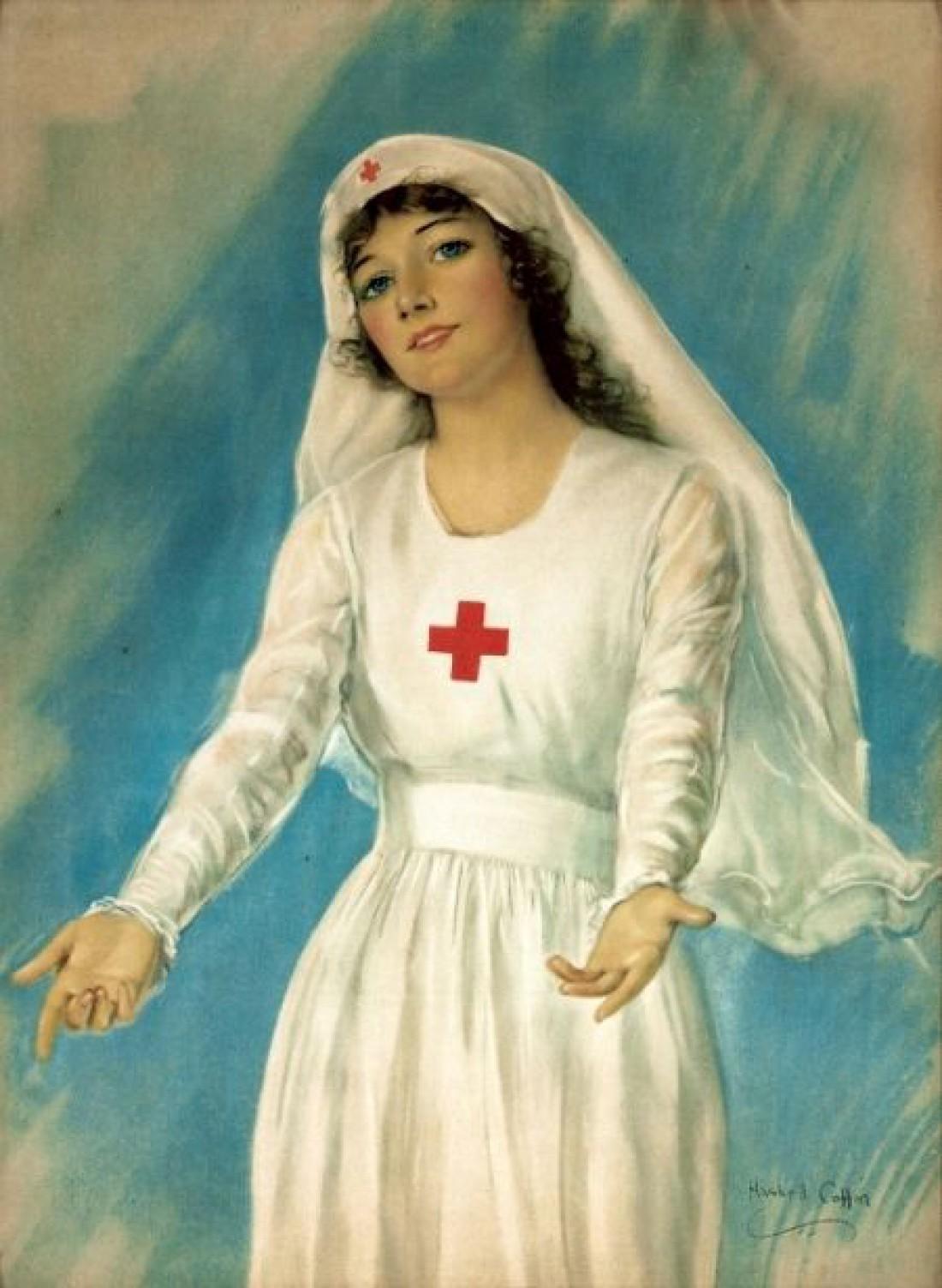 12 мая: Международный день медсестер