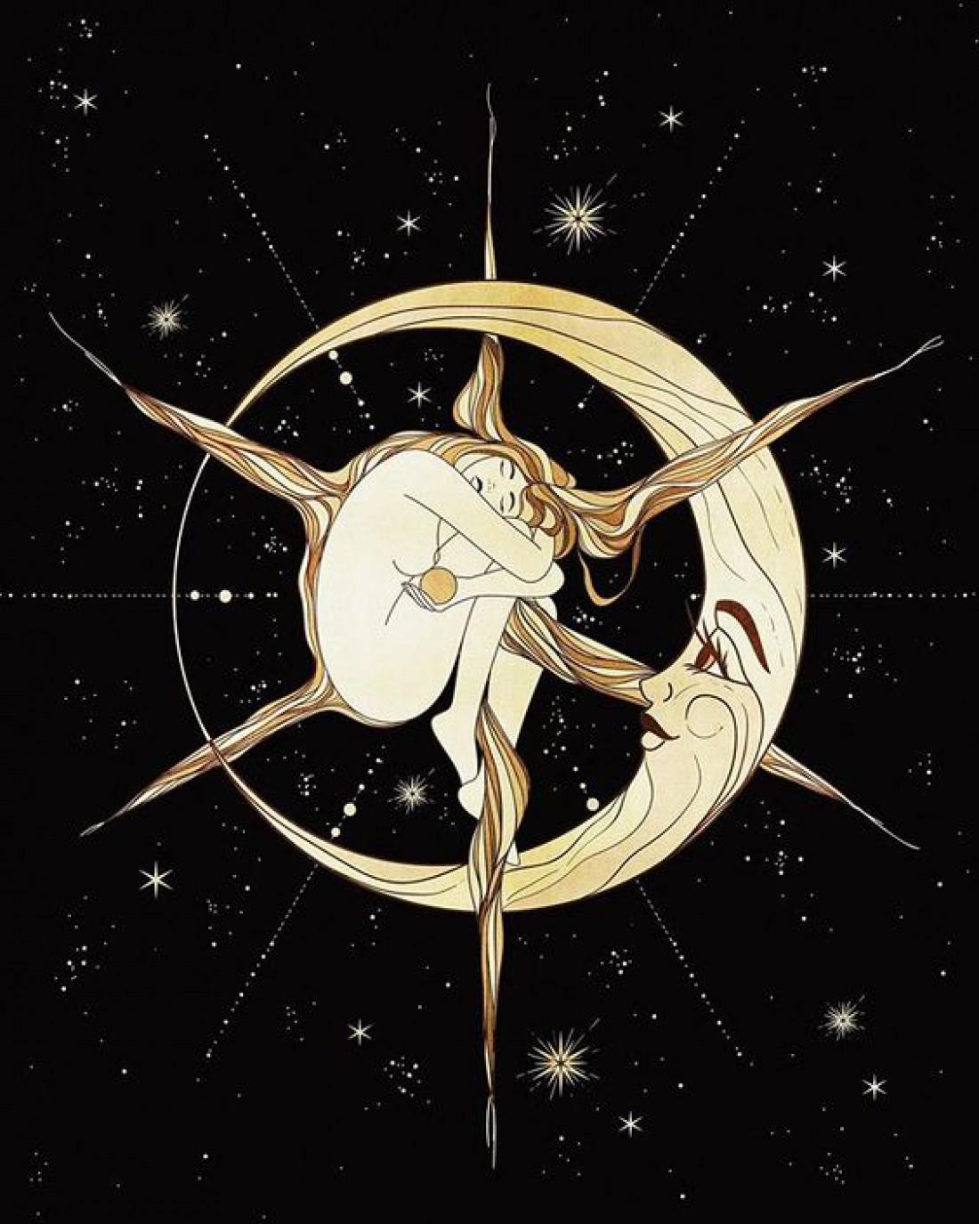 Лунный календарь на апрель 2020 года