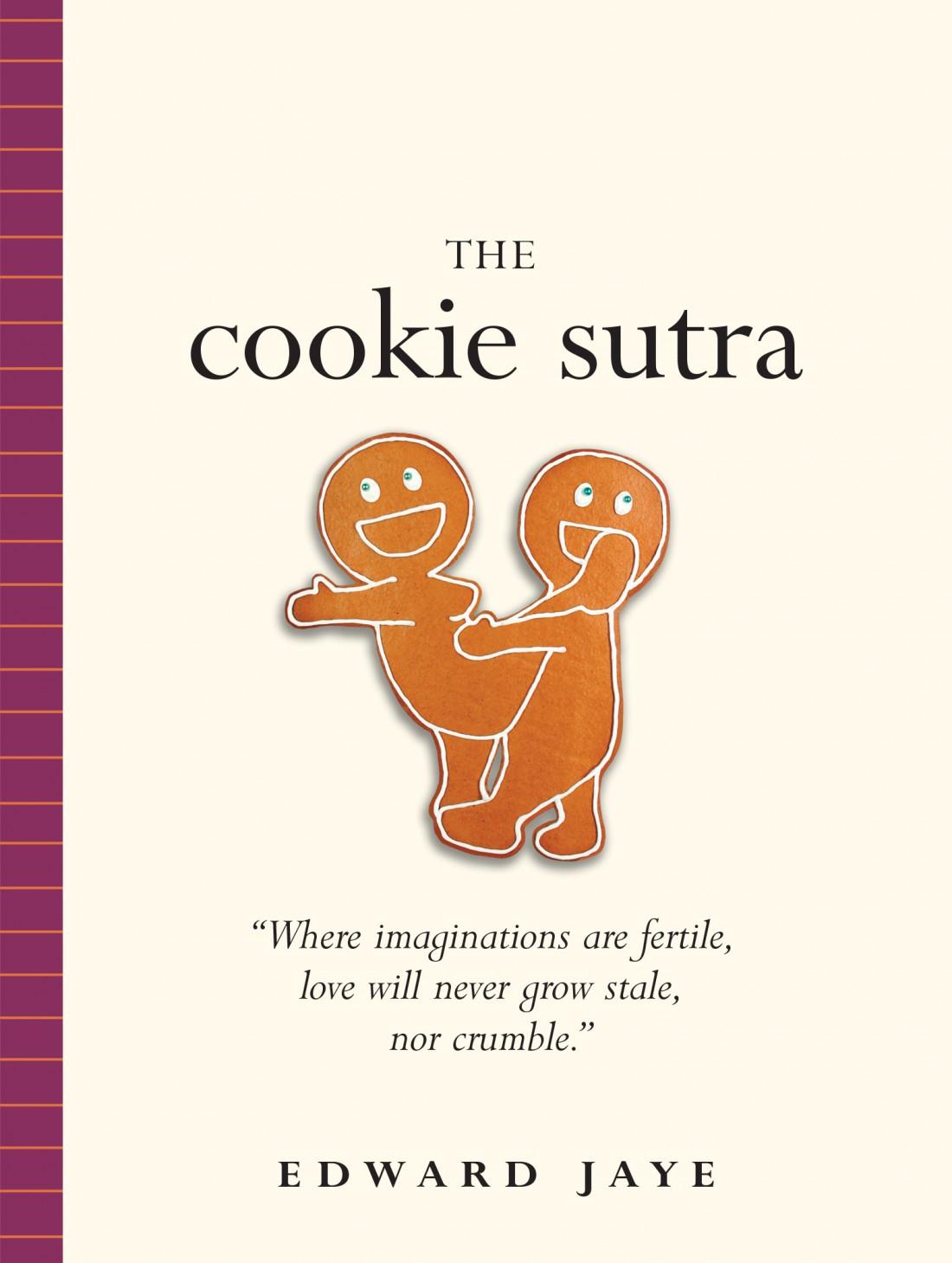 Книга The Cookie Sutra, Эдвард Джейн, $7.96