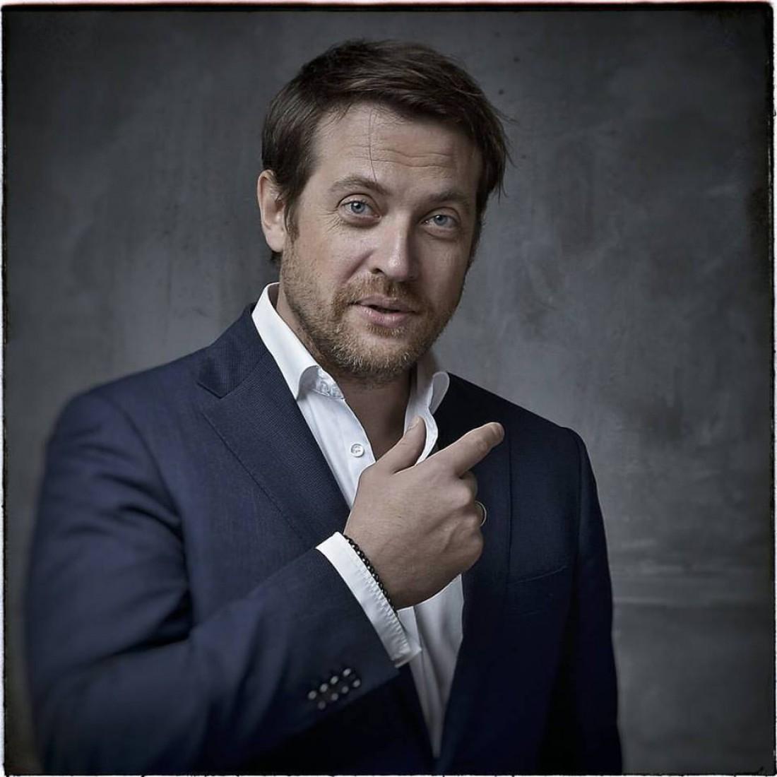 Актер Кирилл Сафронов