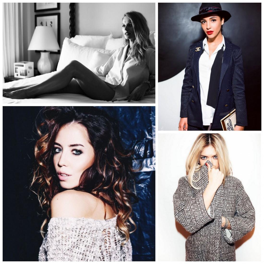 Самые стильные снимки звезд из Instagram