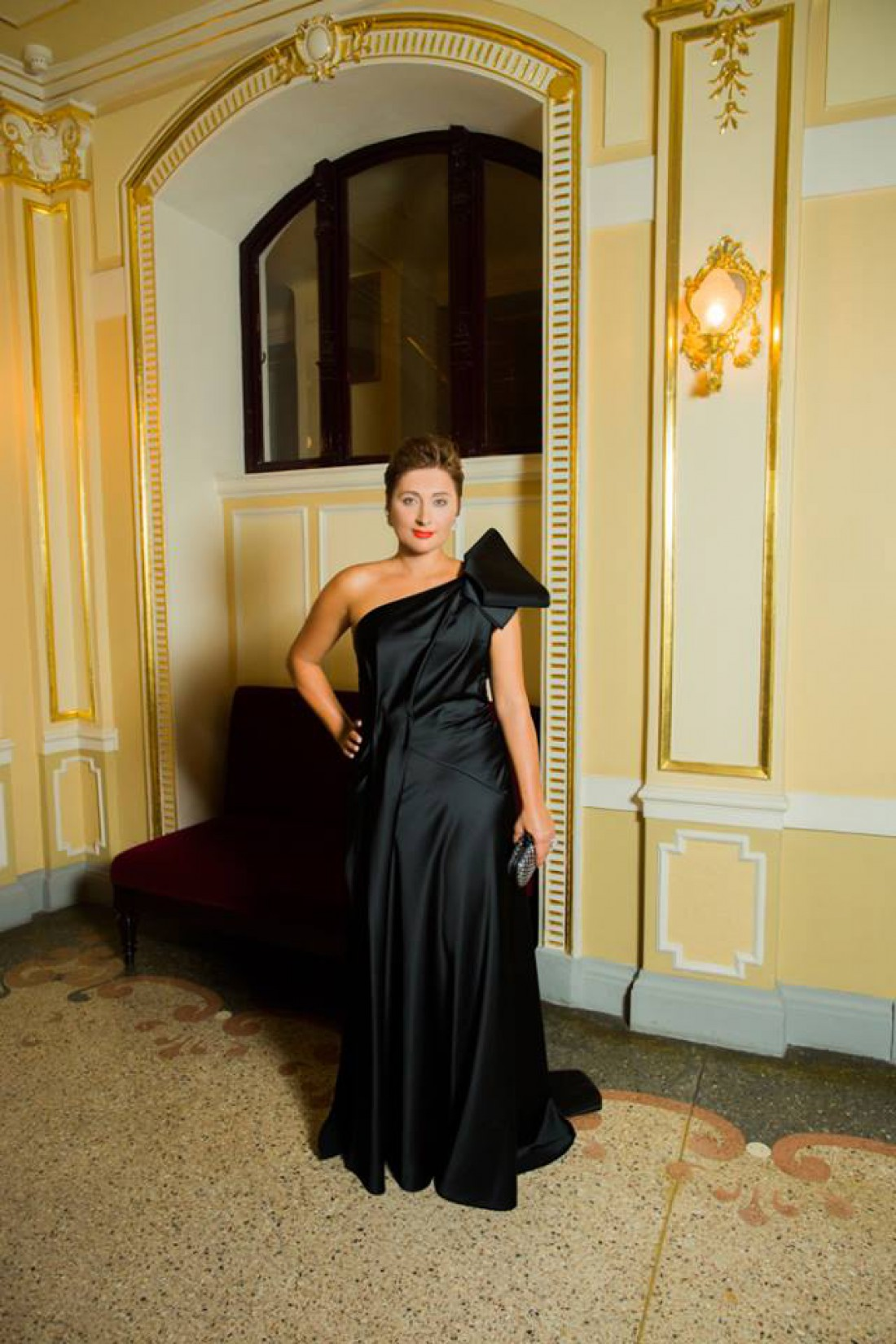 Церемония открытия ОМКФ 2016: Виктория Тигипко