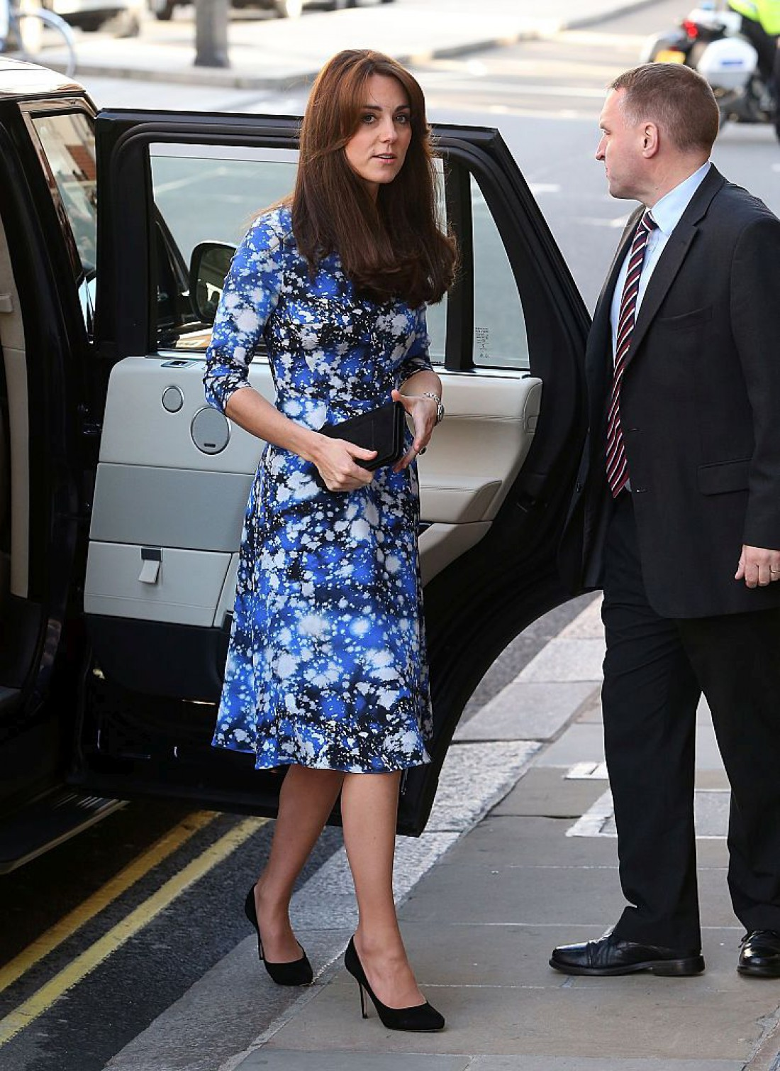 Герцогиня на BAFTA 2015