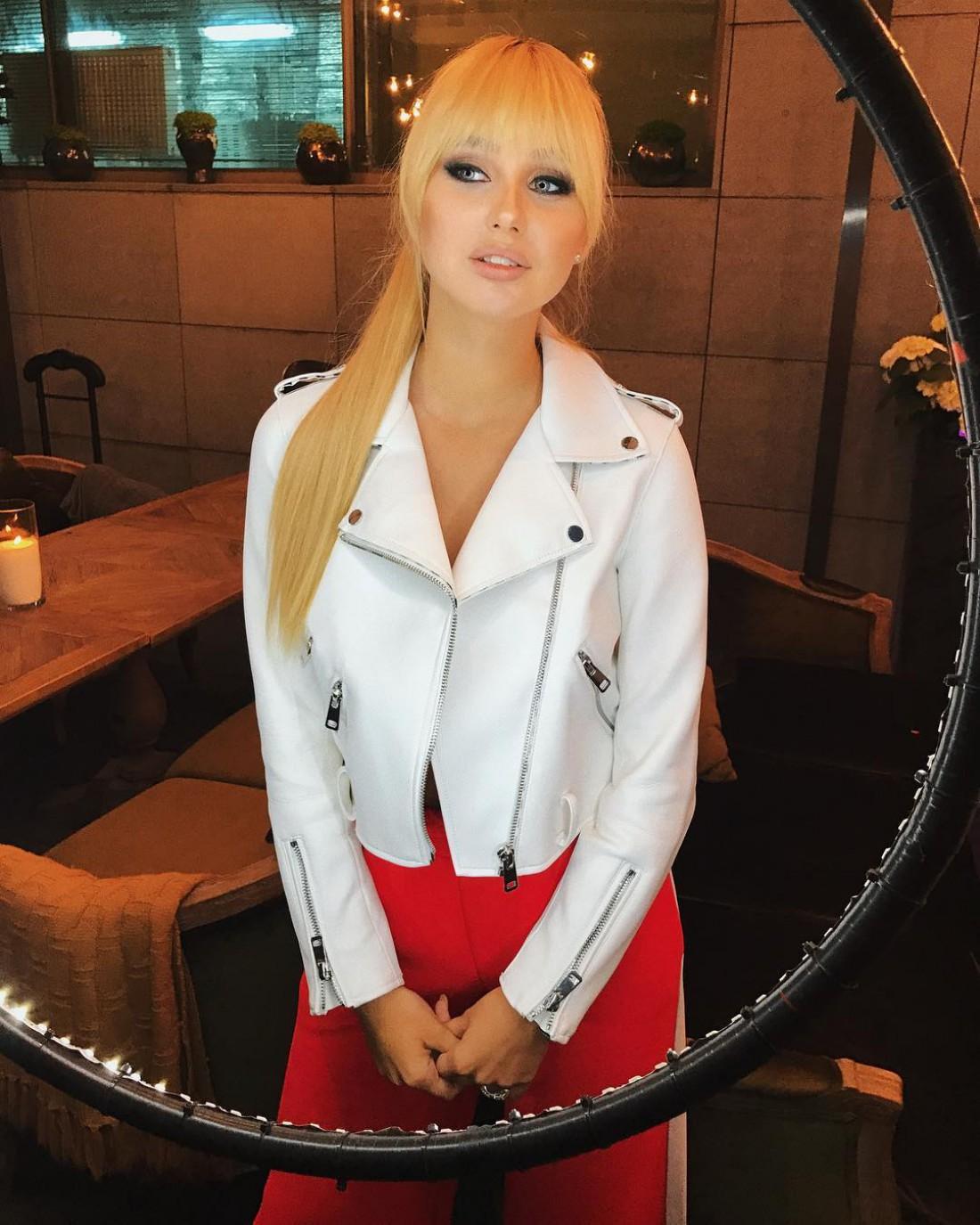 Жена Николая Тищенко Алла Барановская
