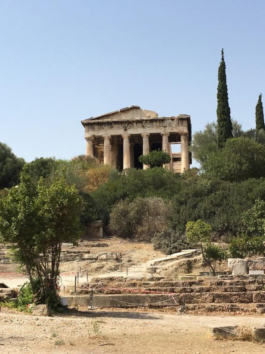 Мифические Афины: Современная красота Древней Греции