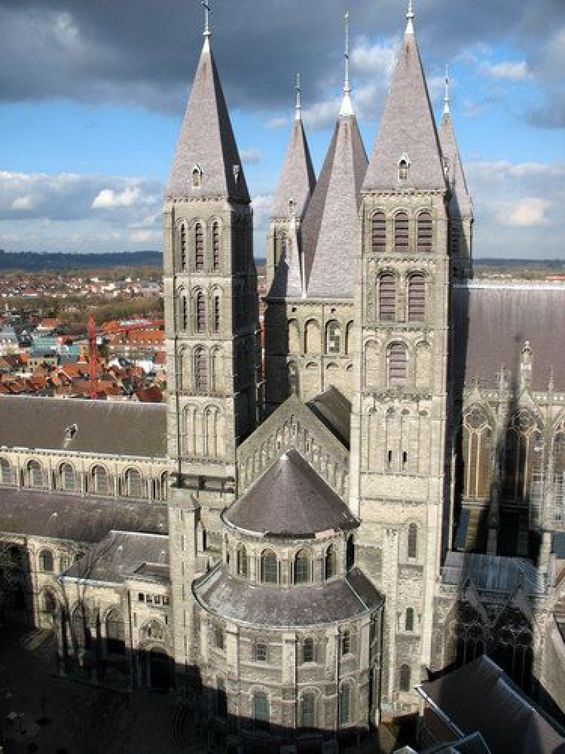 Кафедральный собор Нотр Дам