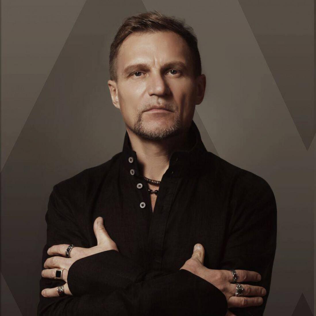 Олег Скрипка дал обширное интервью о зоне АТО и украинских артистах