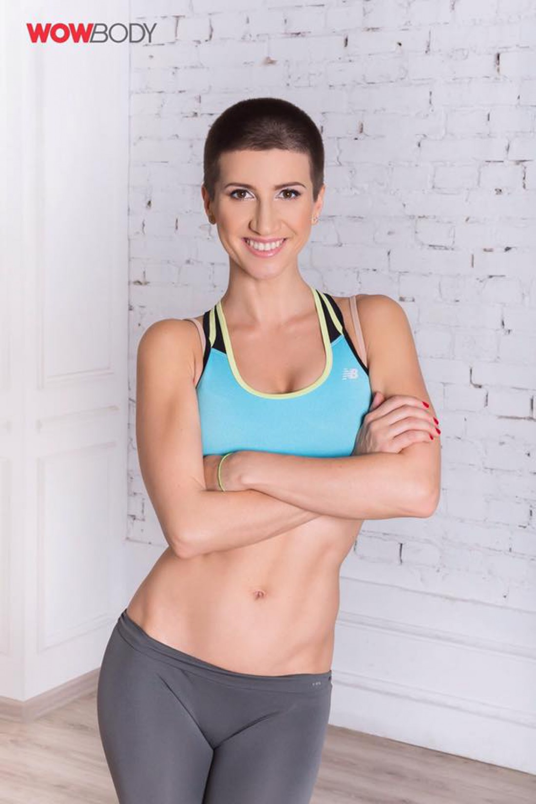 Анита Луценко показала упражнения для получения удовольствия в сексе