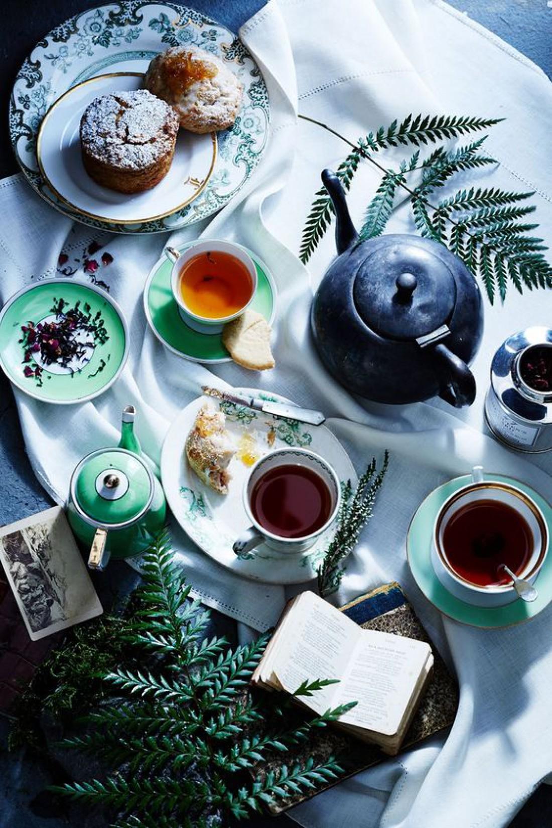 Чайные традиции: Британия