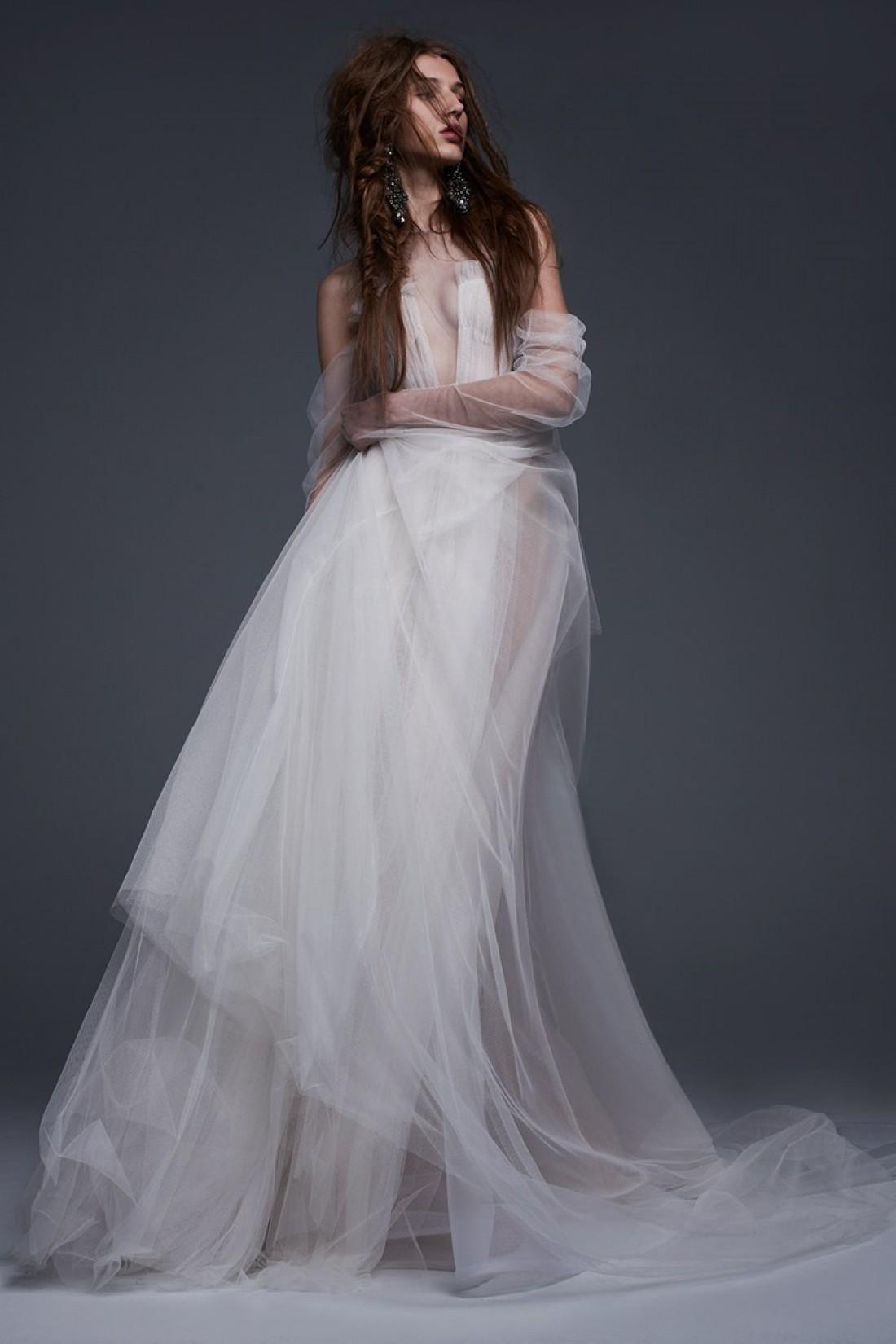 Vera Wang Fall 2017