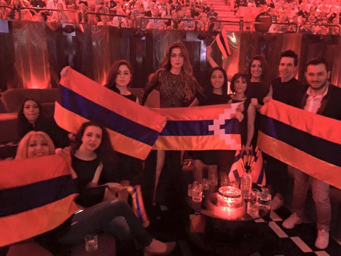 Евровидение 2016: Iveta Mukuchyan (Армения) – LoveWave