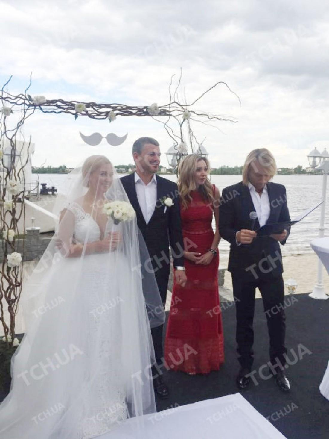 ТОня Матвиенко вышла замуж