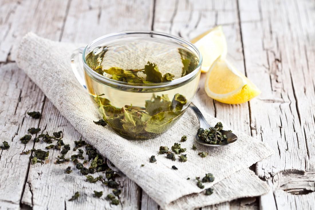 Зеленый чай способен практически на чудеса