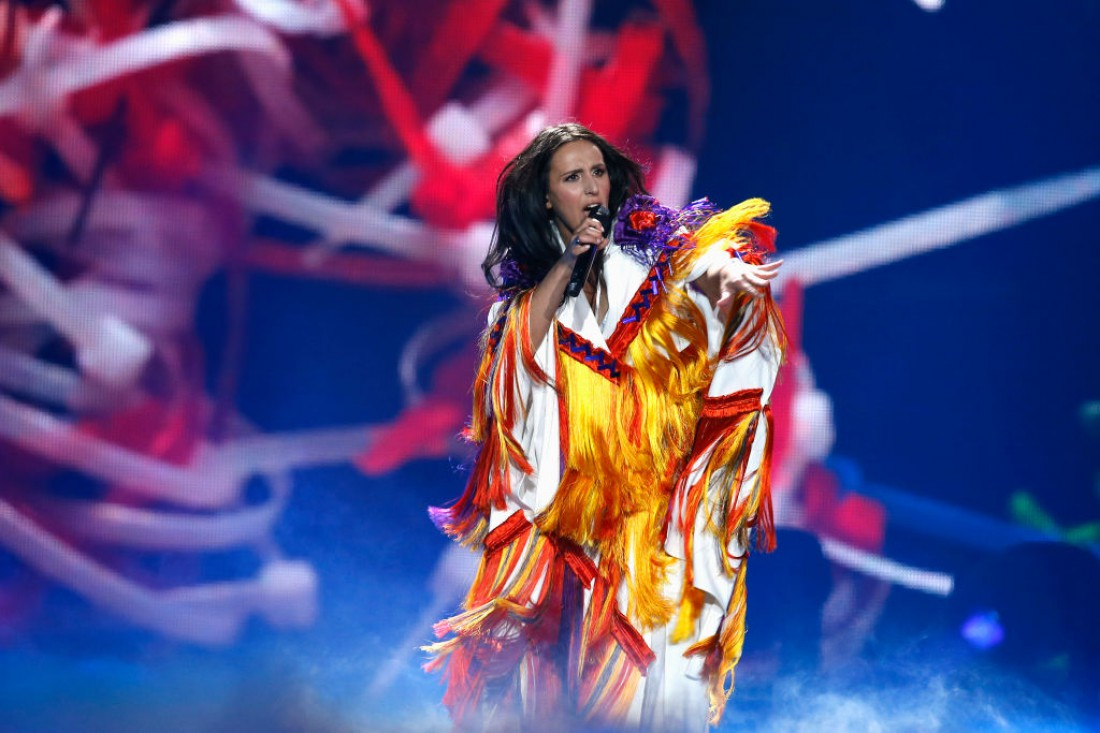 Евровидение 2017: фото с выступления Джамалы
