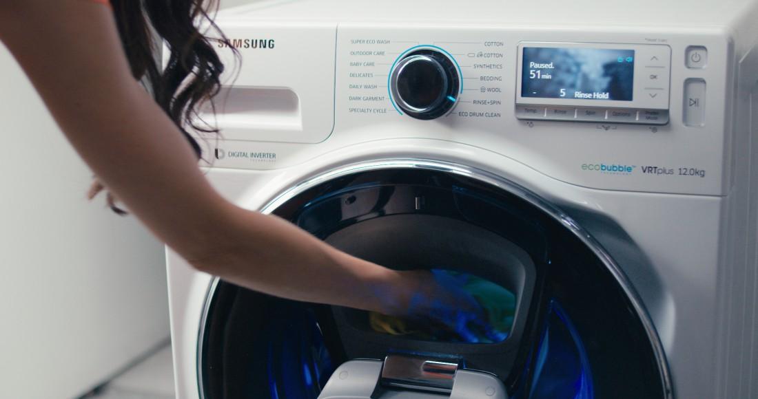 Samsung AddWash – умная стиральная машина