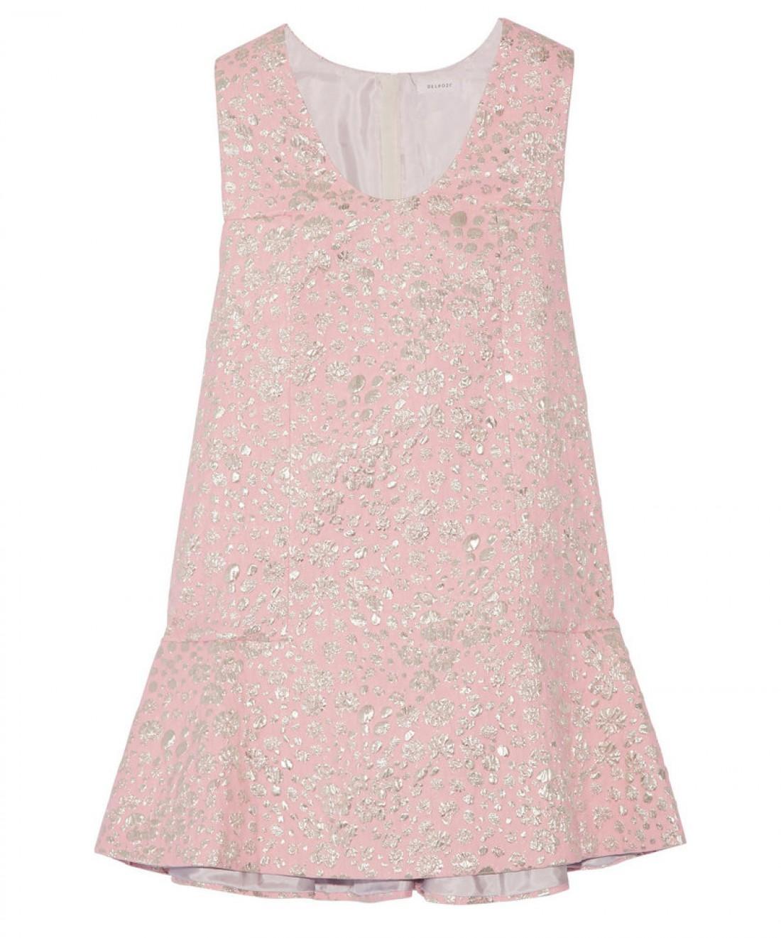 Платье с заниженной талией: вариант № 4