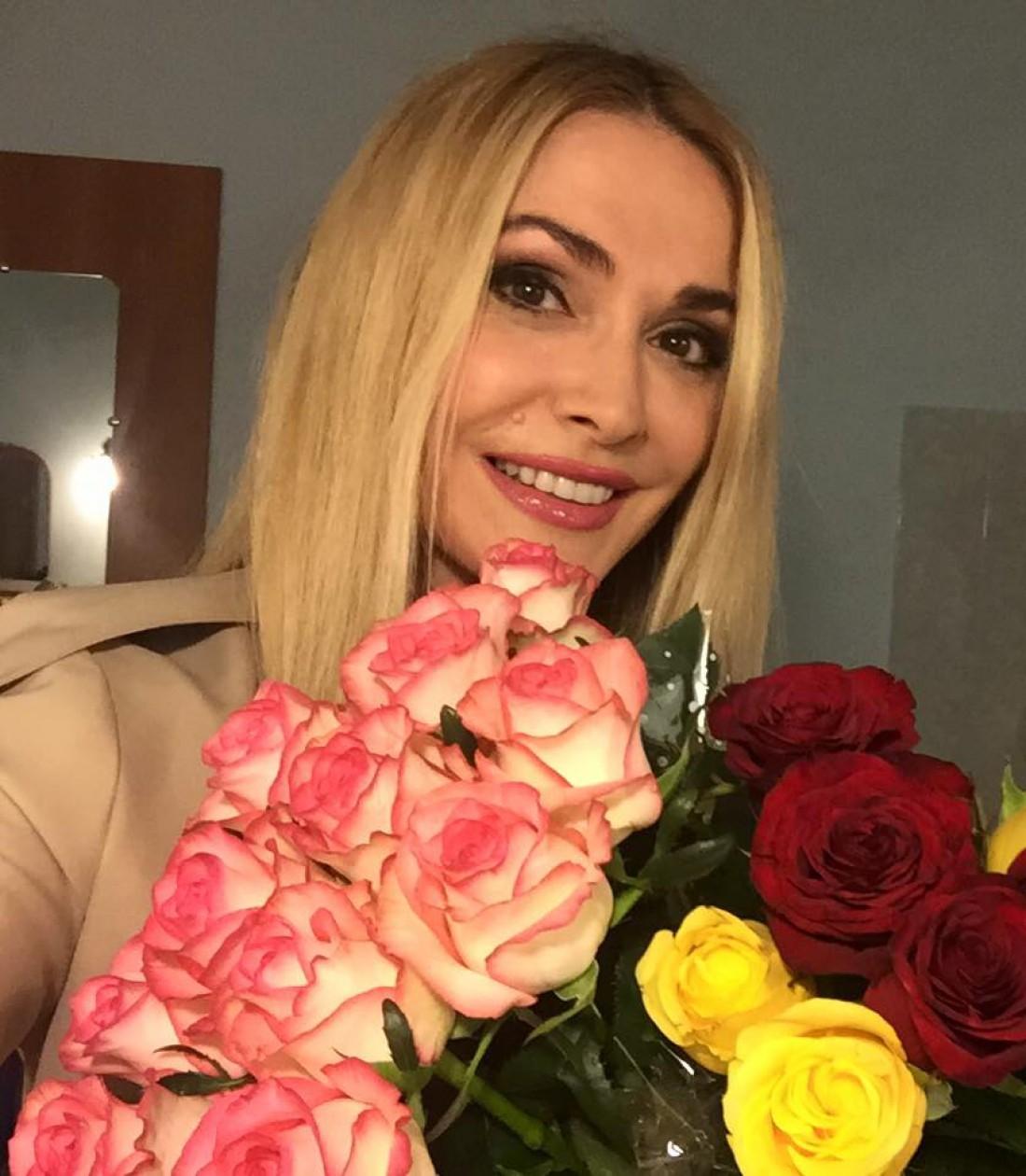 Ольга Сумская удивила своих гостей