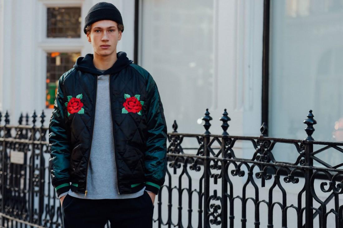 Стильные мужчины на Неделе моды в Лондоне