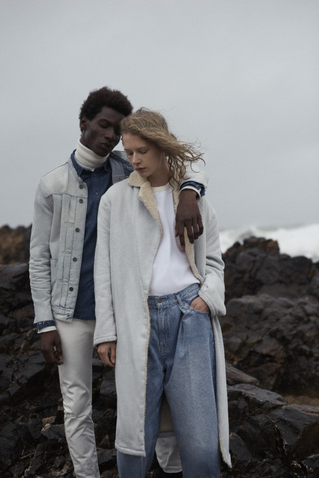 Лукбук Levi's Made and Crafted.