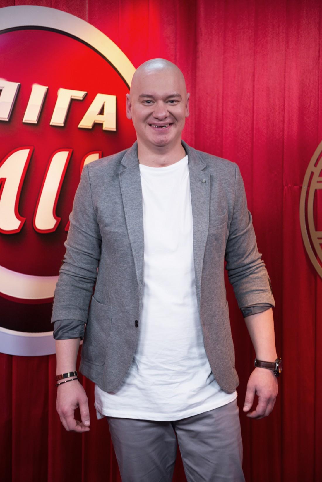 Евгений Кошевой любит отмечать Пасху с семьей