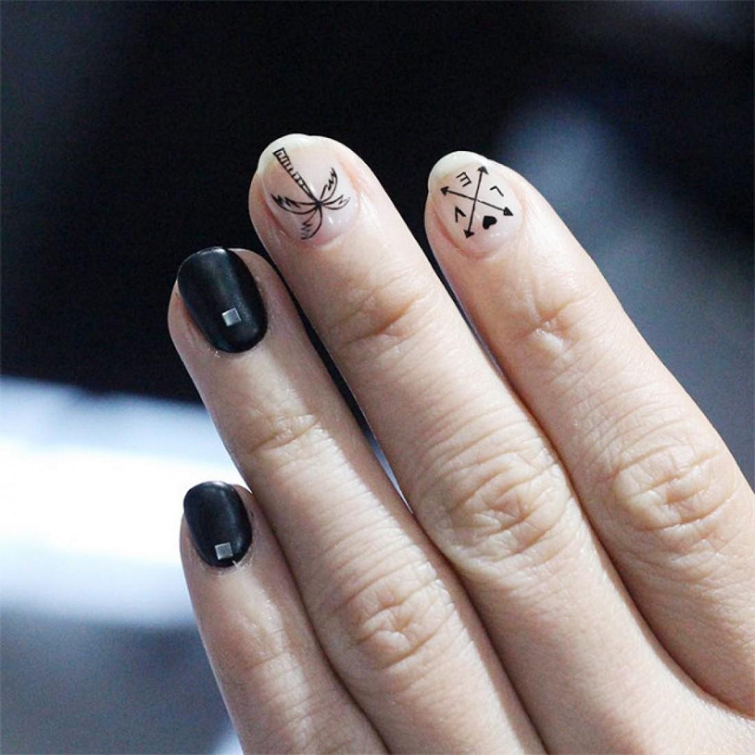 Ногти с
