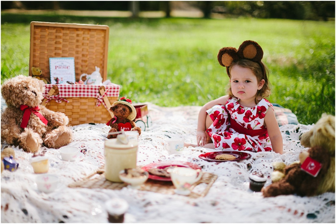 Что нужно взять ребенку на пикник