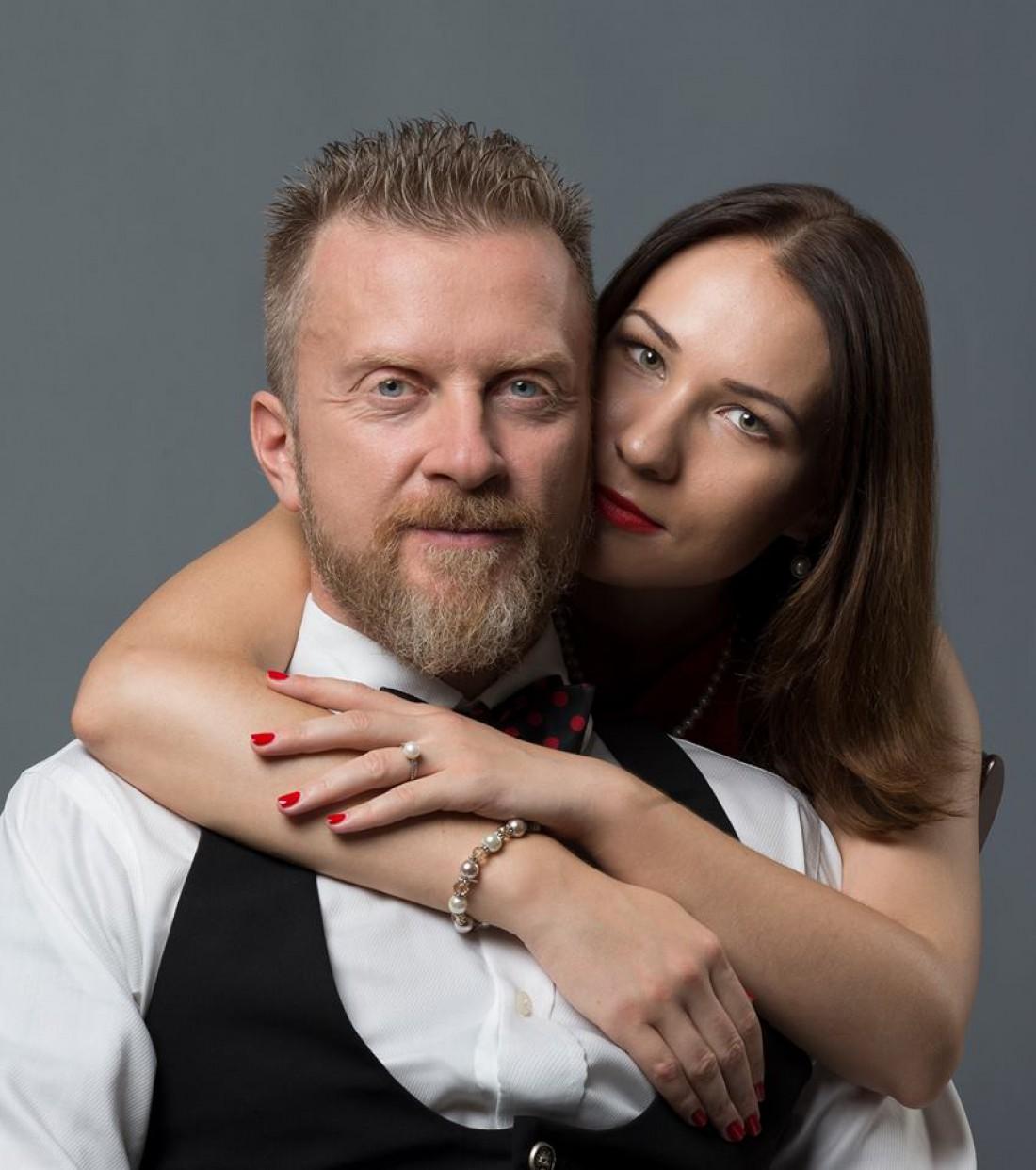 Антон Мухарский и Елизавета Бельская