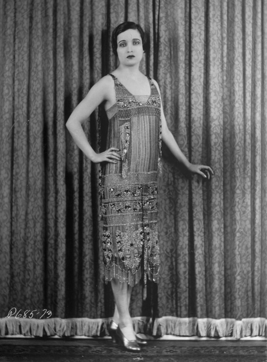 1920-е: флэпперы