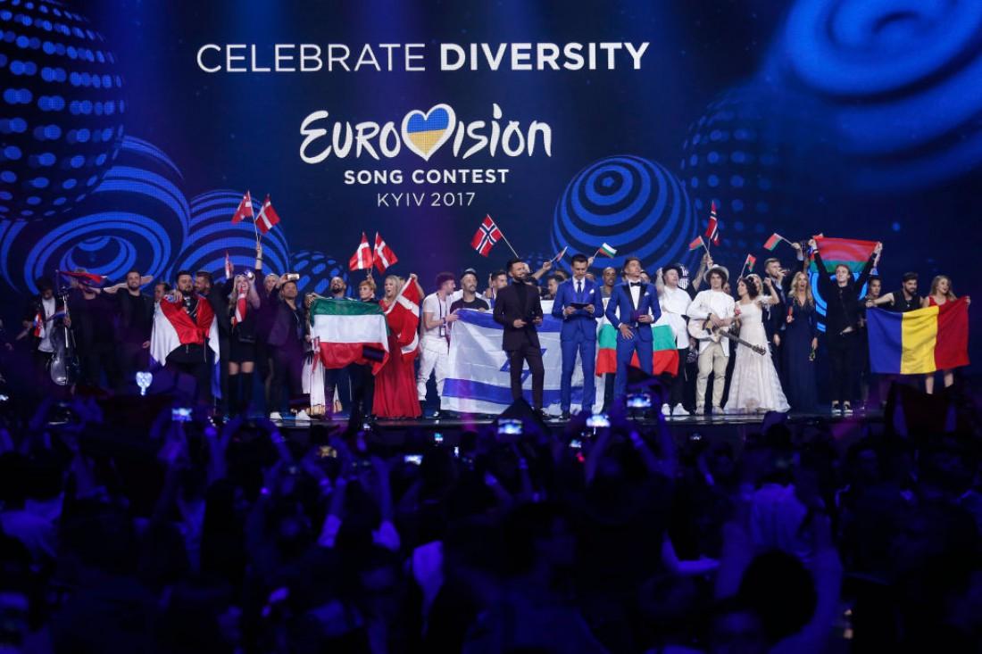 Второй полуфинал Евровидения 2017: видео выступлений всех участников