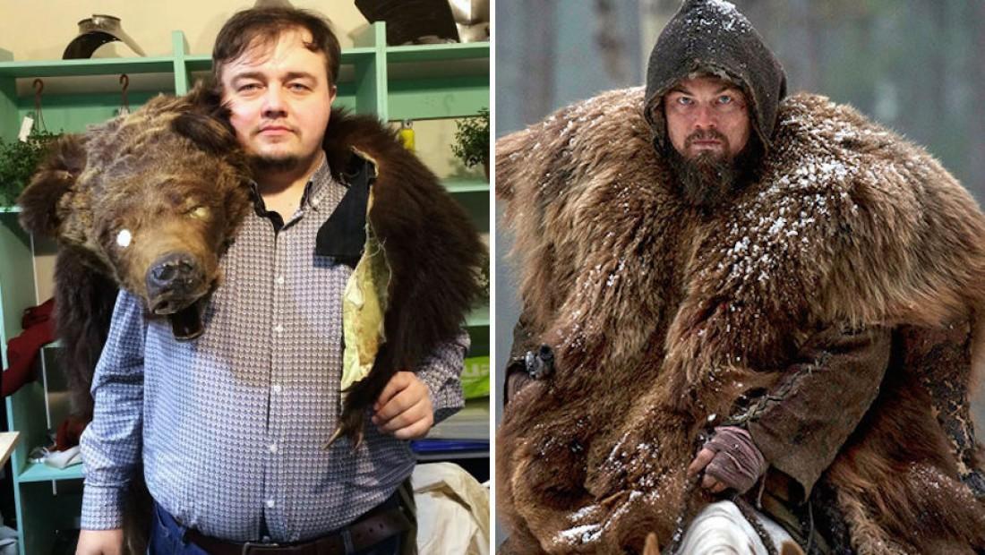 Двойник голливудского актера набирает популярность за пределами России