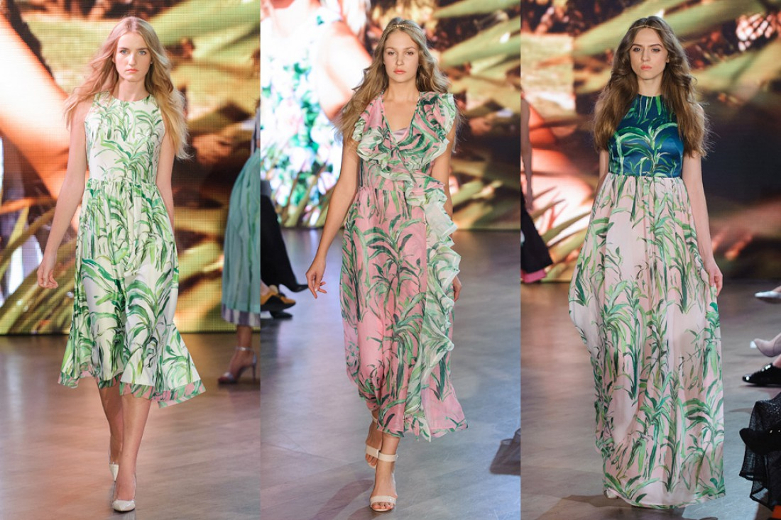 Коллекция весна-лето 2017 от бренда Couture De Fleur