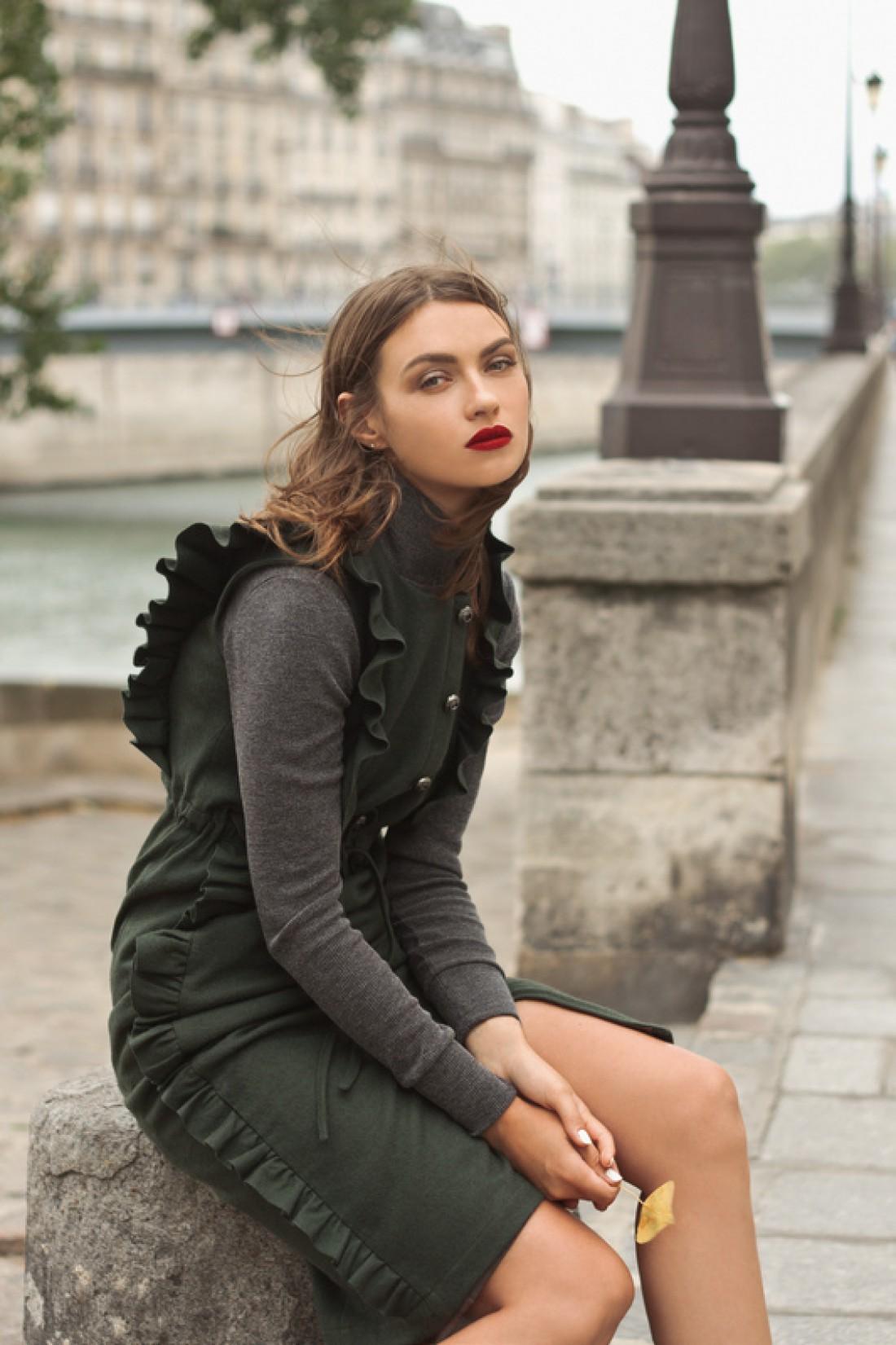 Новая рекламная кампания Anna Yakovenko