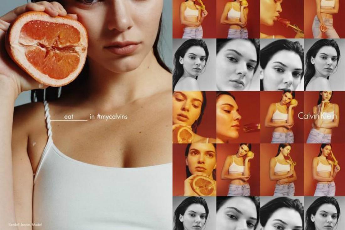 Новая рекламная кампания Calvin Klein