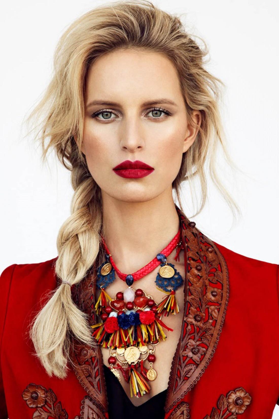 Каролина Куркова представила новый аромат