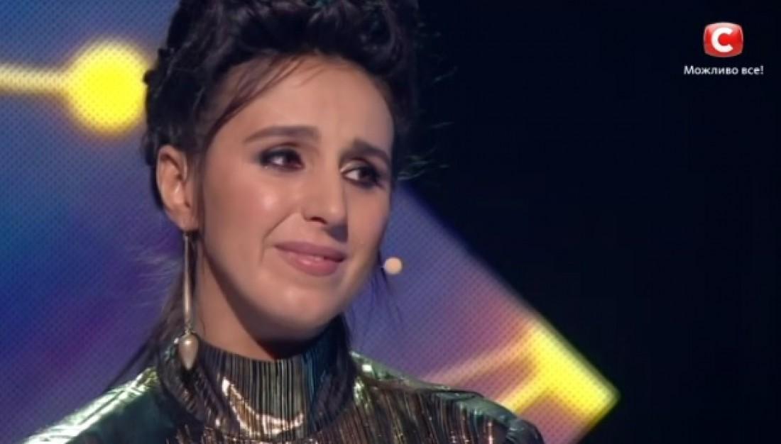Джамала расплакалась после выступления представителей Беларуси