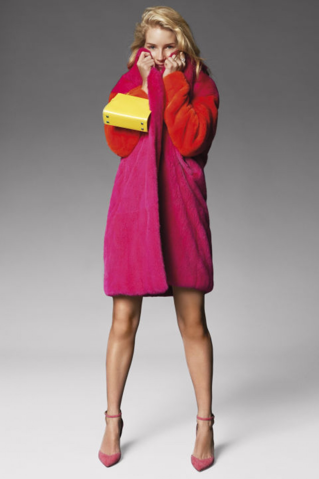 Лотти Мосс для Harper's Bazaar
