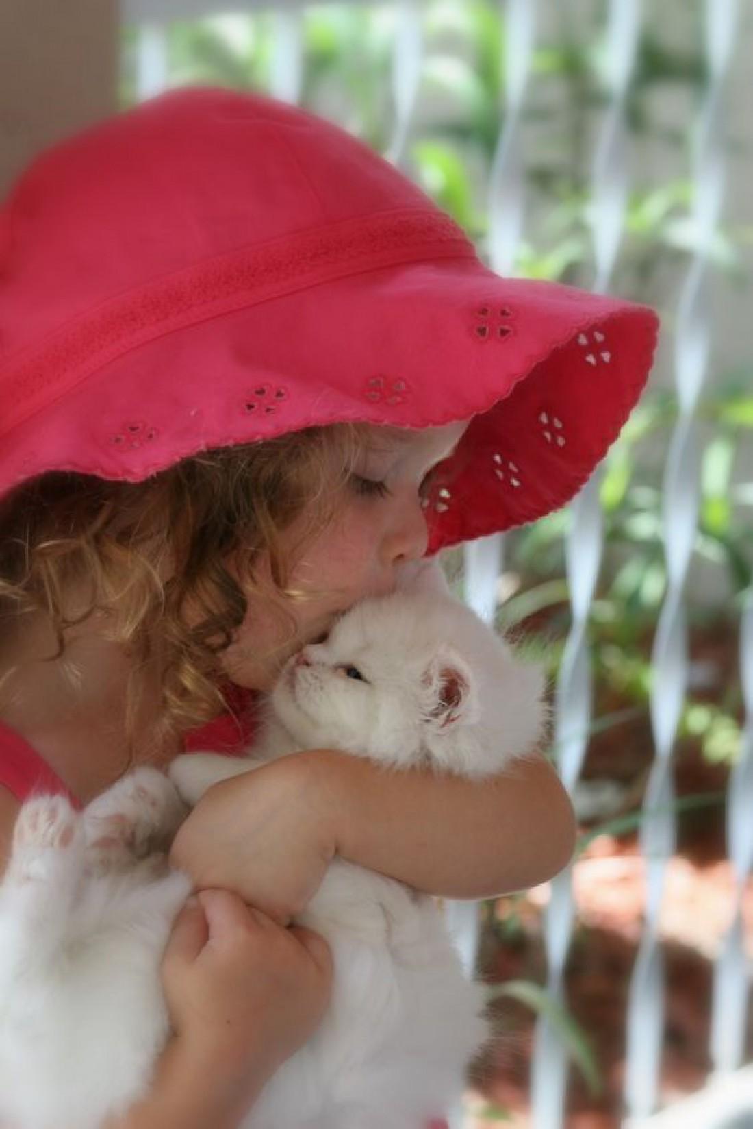 Какое животное завести ребенку