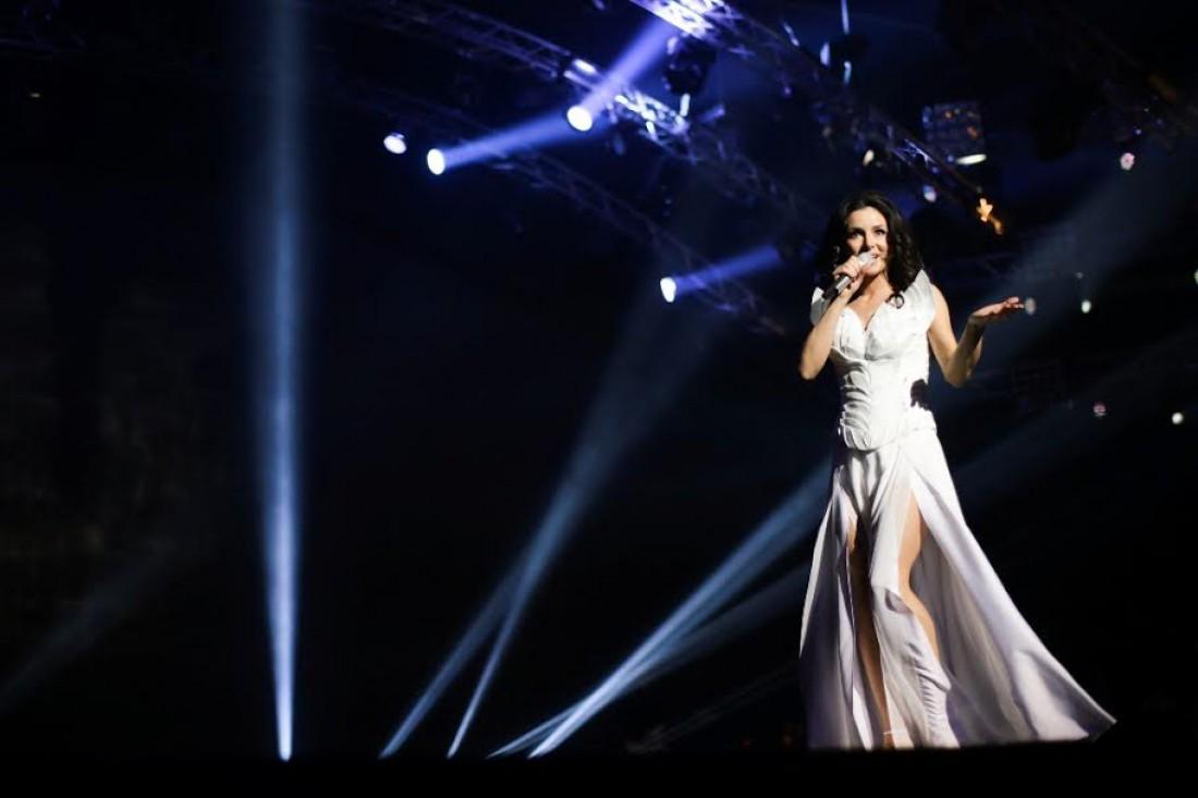 Концерт Златы Огневич в Киеве