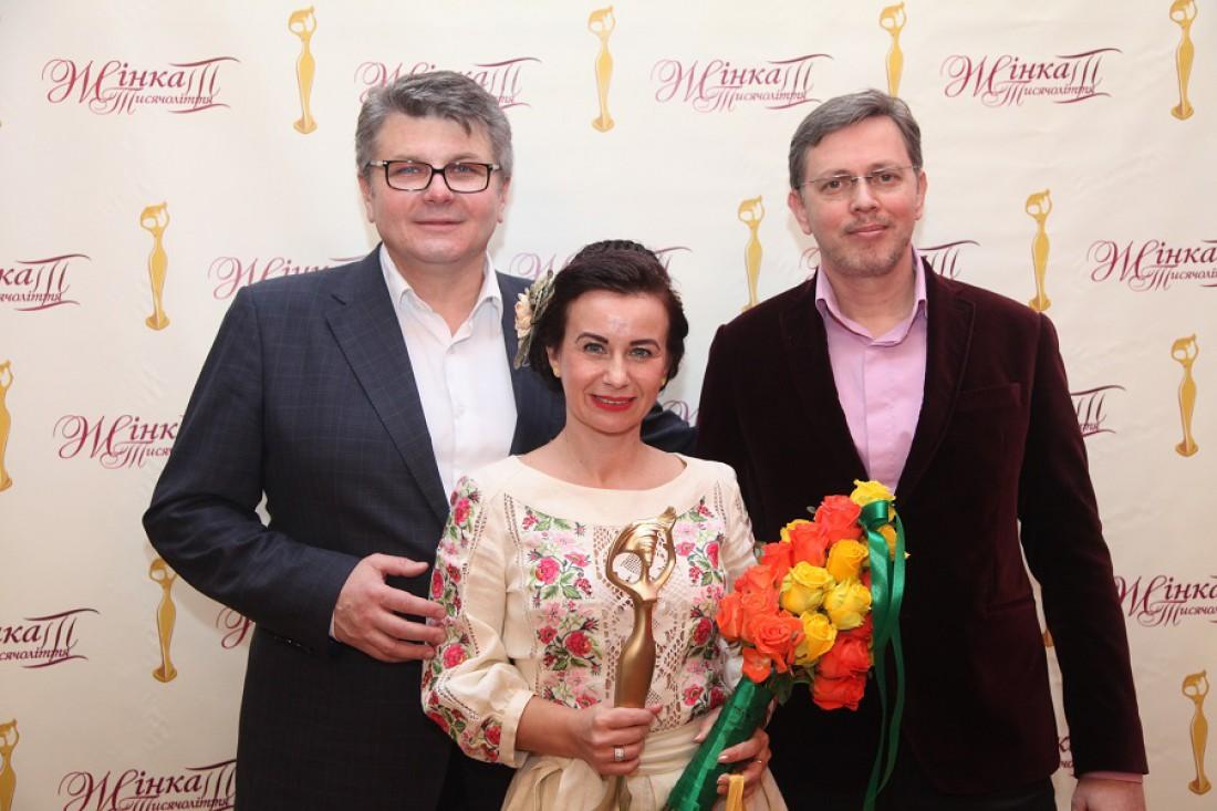 Олег Пинчук,  Дмитрий Слоссер (справа)