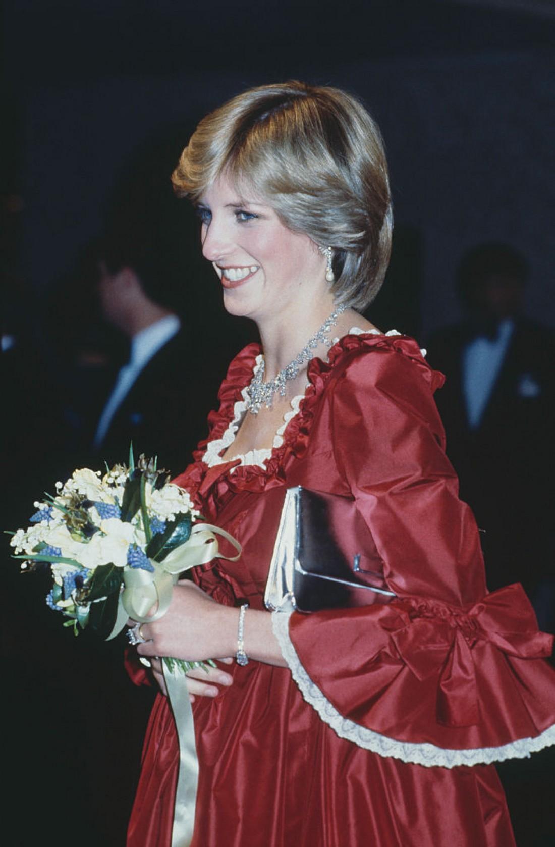 Принцесса Диана – настоящая икона стиля